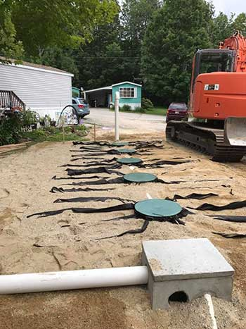 Septic System Costs for Septic Tanks