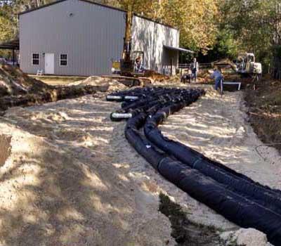 Septic Tank Installation Forest Hill CA NexGen Septic Sytems
